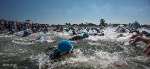 I Mistrzostwa Ziemi Garwolińskiej w pływaniu na wodach otwartych OPEN WATER 2016