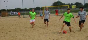 I Turniej w beach soccer o Puchar Wójta Gminy Garwolin – Marcina Kołodziejczyka