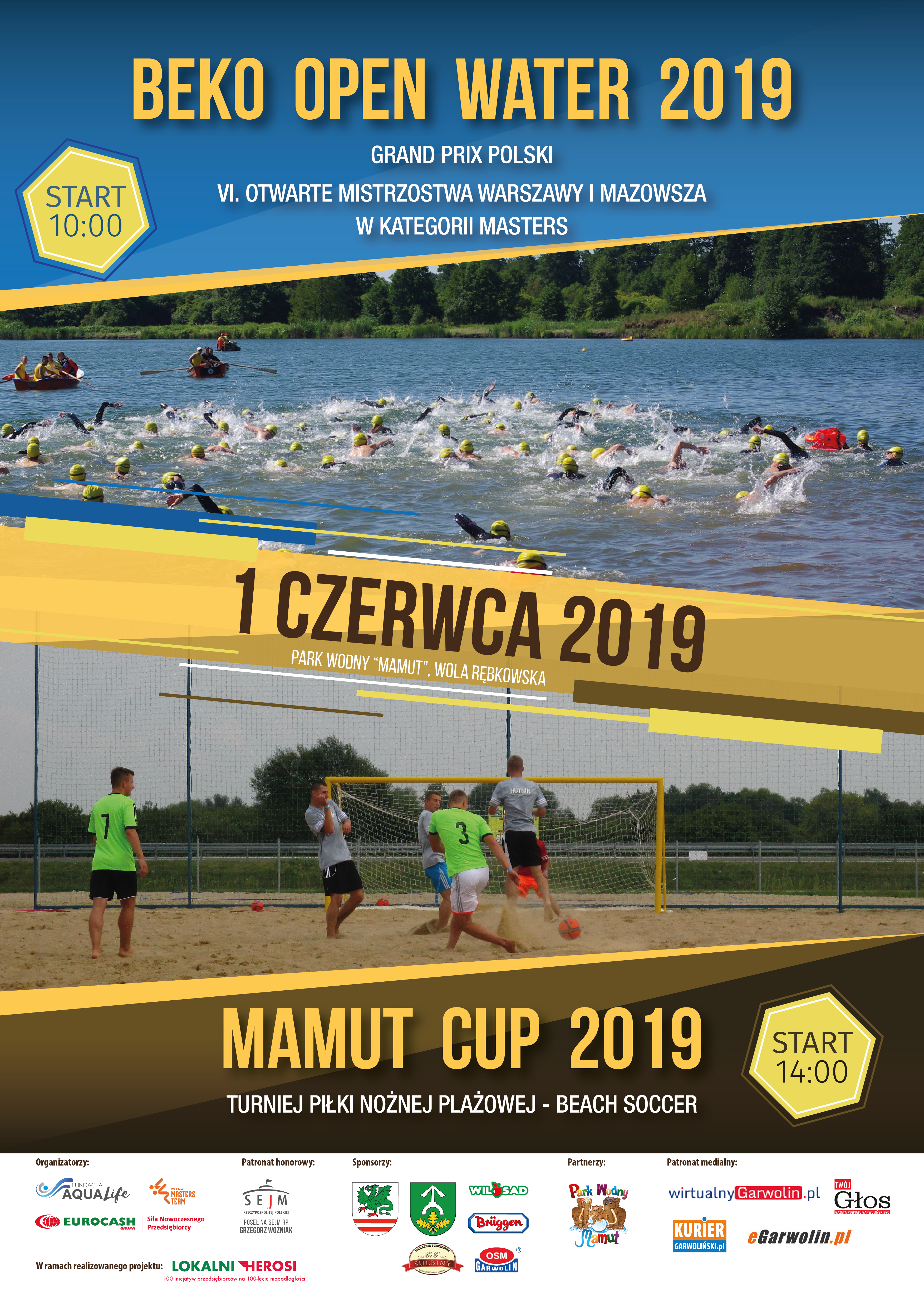 BEKO OPEN WATER i MAMUT CUP 2019